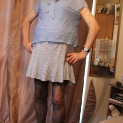 Picture of nicola2011, CrossDresser 72 years old, from Nottingham Nottinghamshire