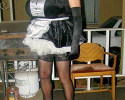 Sissy and Maid outfits