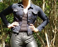 Leather Crossdresser